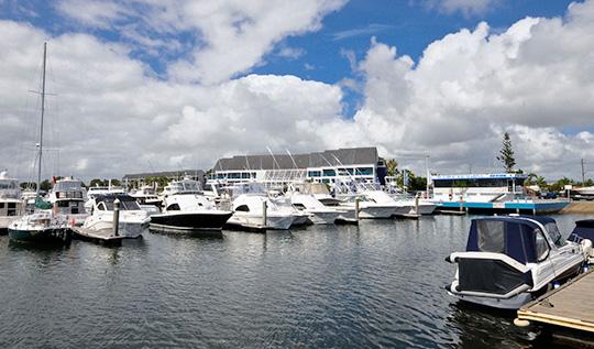 Runaway Bay Marina Gold Coast