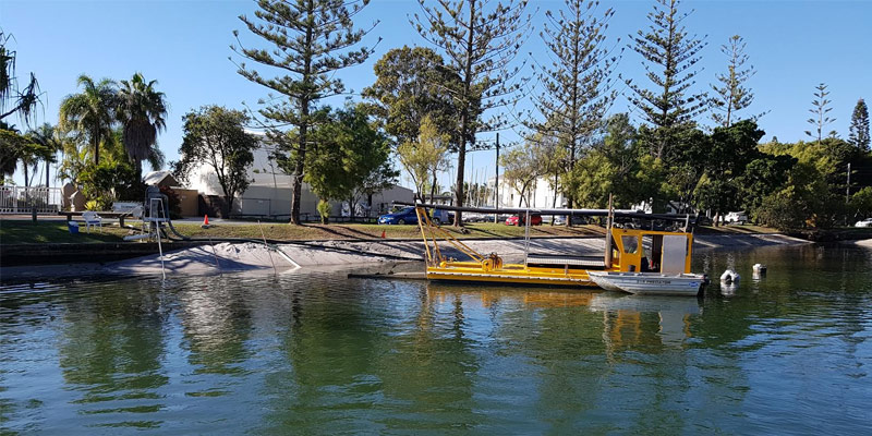 Dredging and Maintenance